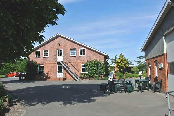 Stedesander Hof - Garten