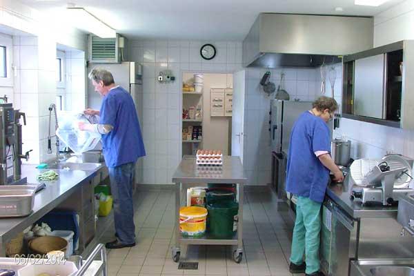 Stedesander Hof - Küche