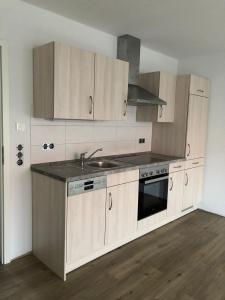 Betreutes Wohnen - Küche