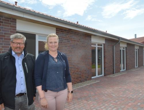 Stiftung Uhlebüll: Weitere neue Räume für Bewohner fertiggestellt