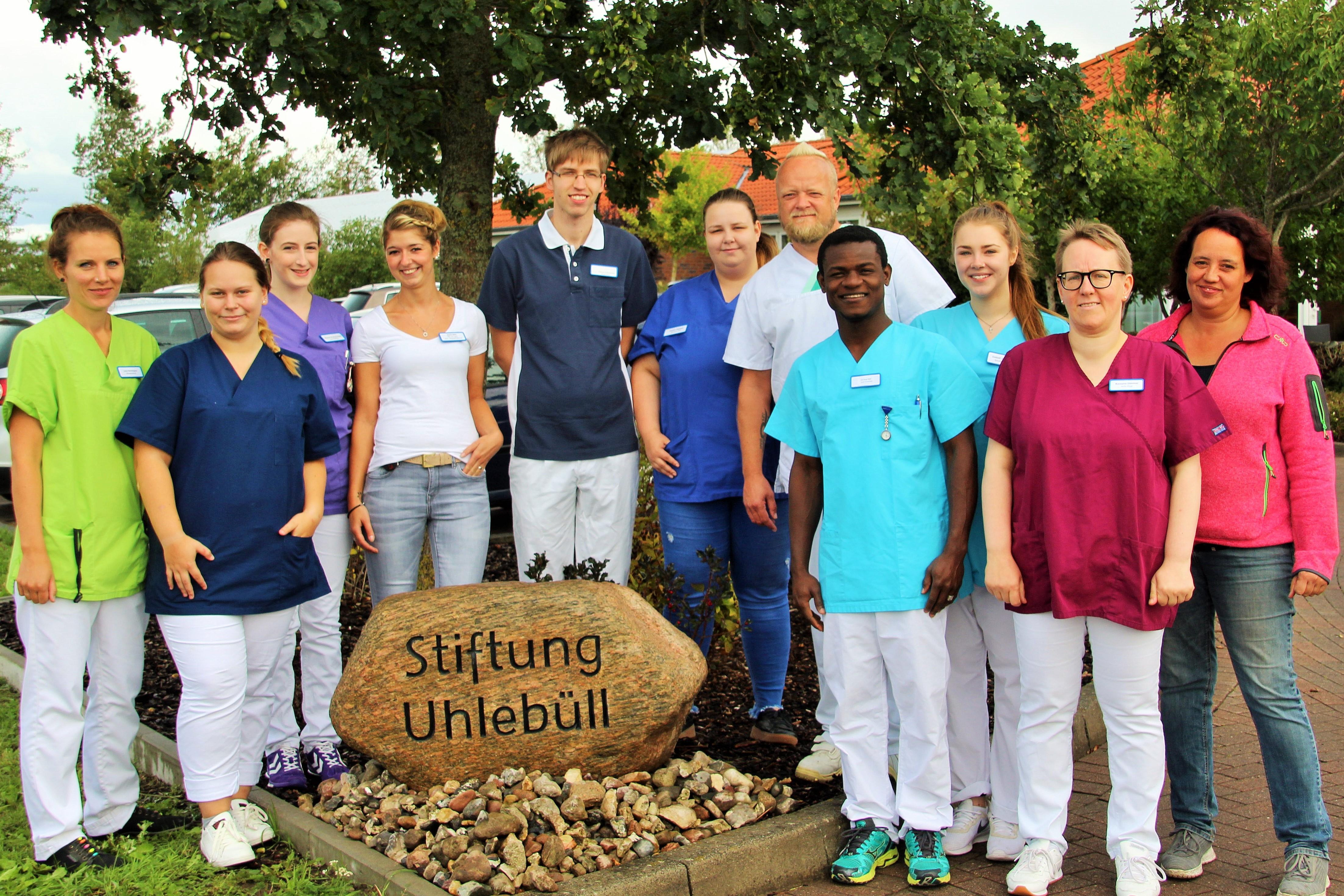 Team Friesischer Wohnpark Niebüll