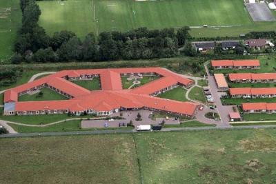 Friesischer Wohnpark Luftbild